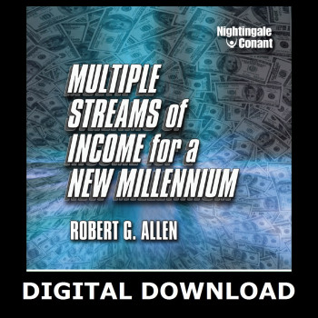 Multiple Streams of Income for a New Millennium Digital Download