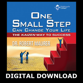 One Small Step Can Change Your Life Digital Download