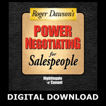 Power Negotiating for Sales People Digital Download