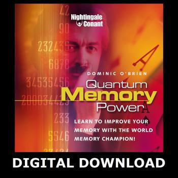 Quantum Memory Power Digital Download
