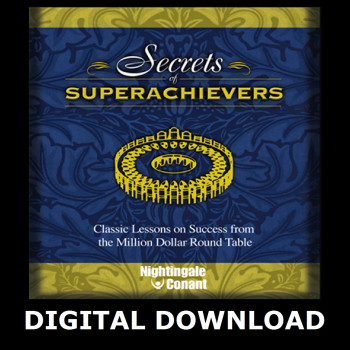 Secrets of Superachievers Digital Download