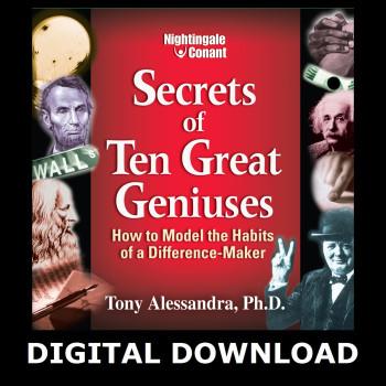 Secrets of Ten Great Geniuses Digital Download