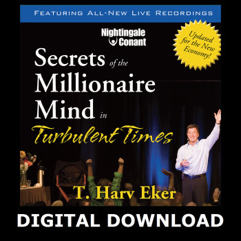 Secrets of the Millionaire Mind in Turbulent Times Digital Download
