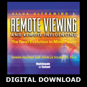 Silva Ultramind's Remote Viewing and Remote Influencing Digital Download