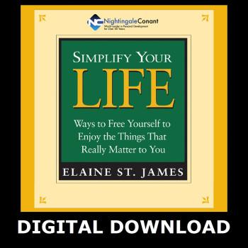 Simplify Your Life Digital Download
