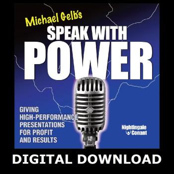 Speak with Power Digital Download