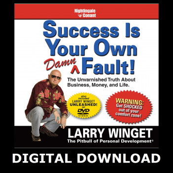 Success is Your Own Damn Fault! DVD Version
