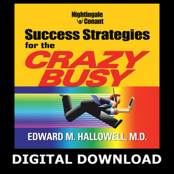 Success Strategies for the Crazy Busy Digital Download
