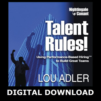 Talent Rules! Digital Download