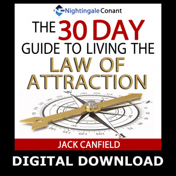 The 30 Day Guide to Living the Law of Attraction Digital Download