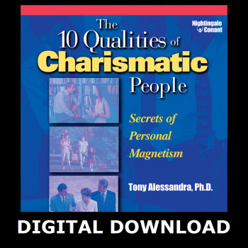 The 10 Qualities of Charismatic People Digtial Download