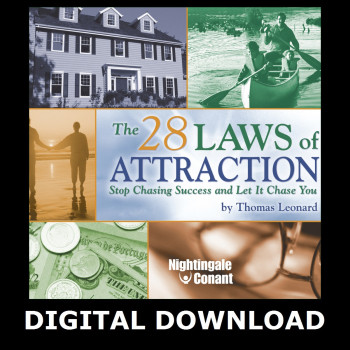 The 28 Laws of Attraction Digital Download