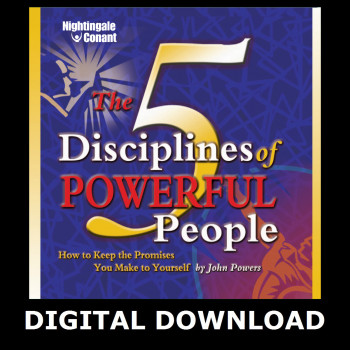 The 5 Disciplines of Powerful People Digital Download