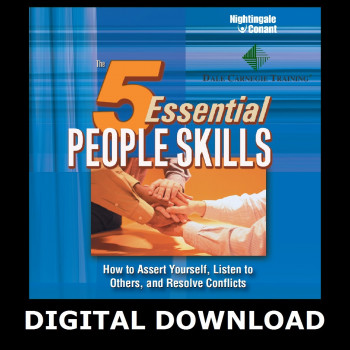 The 5 Essential People Skills MP3 Version