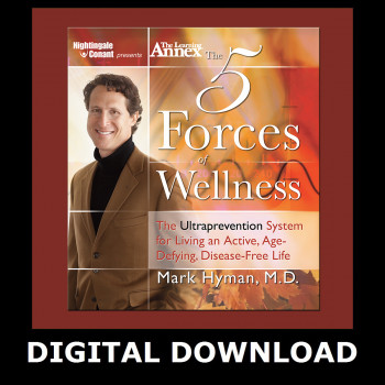 The 5 Forces of Wellness Digital Download