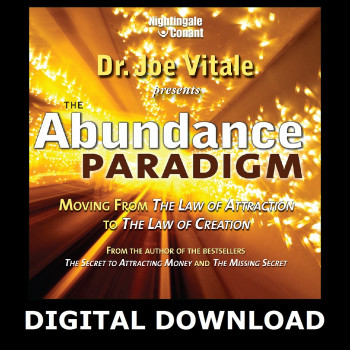 The Abundance Paradigm MP3 Version