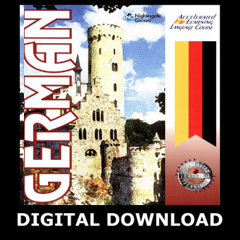 The Accelerated Learning German System MP3 Version
