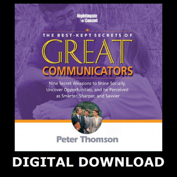 The Best-Kept Secrets of Great Communicators Digital Download