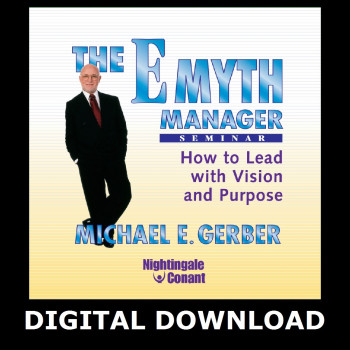 The E-Myth Manager Seminar Digital Download