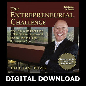 The Entrepreneurial Challenge MP3 Version