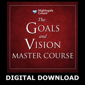 The Goals and Vision Mastery Course Digital Download
