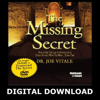The Missing Secret Digital Download