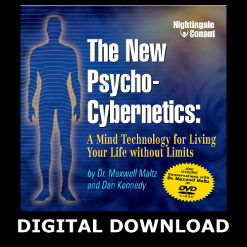 The New Psycho-Cybernetics Digital Download