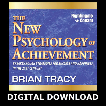 The NEW Psychology of Achievement Digital Download