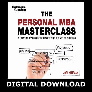 The Personal MBA Masterclass Digital Download by Josh Kaufman