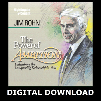 The Power of Ambition Digital Download