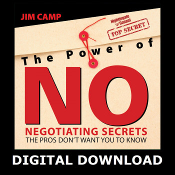 The Power of NO Digital Download