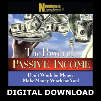 The Power of Passive Income MP3 Version