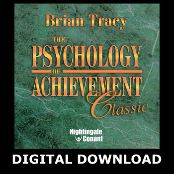 The Psychology of Achievement Classic MP3 Version