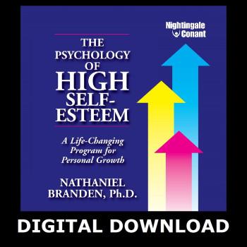 The Psychology of High Self-Esteem Digital Download