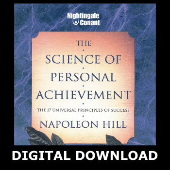 The Science of Personal Achievement MP3 Version