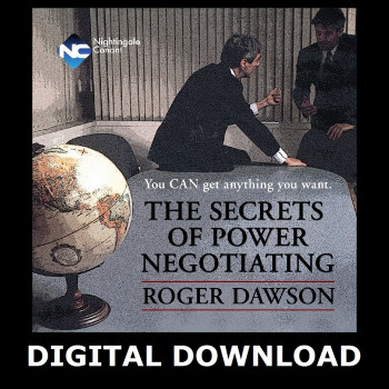 The Secrets of Power Negotiating Digital Download