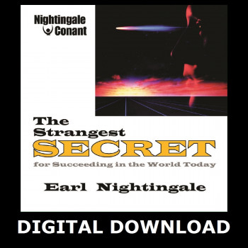 The Strangest Secret for Succeeding in the World Today Digital Download