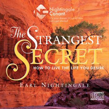The Strangest Secret Single CD