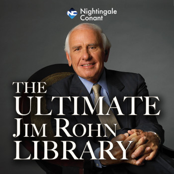 The Ultimate Jim Rohn Library CD Version