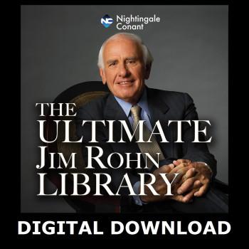 The Ultimate Jim Rohn Library Digital Download