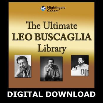 The Ultimate Leo Buscaglia Library Digital Download