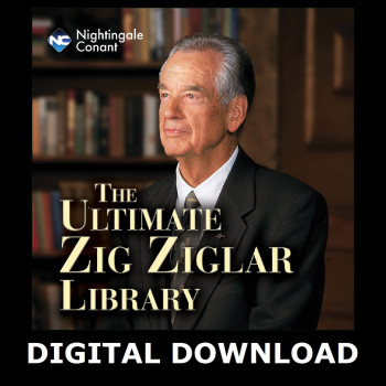 The Ultimate Zig Ziglar Library Digital Download