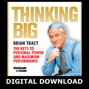 Thinking Big MP3 Version