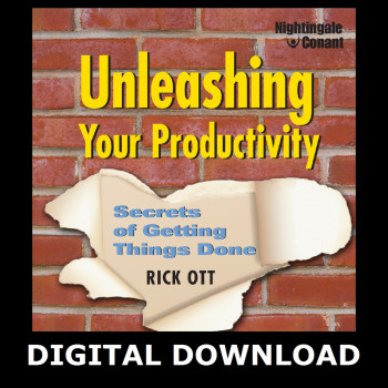 Unleashing Your Productivity MP3 Version