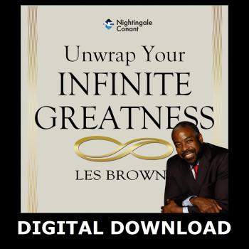 Unwrap Your Infinite Greatness Digital Download