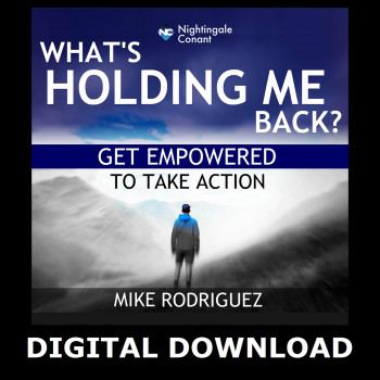 What's Holding Me Back Digital Download