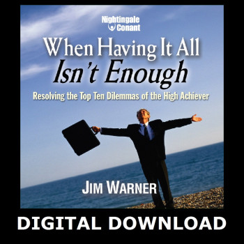 When Having It All Isn't Enough Digital Download