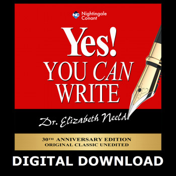 Yes! You Can Write Digital Download