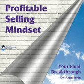 Profitable Selling Mindset