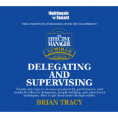 The Effective Manager Seminar Series: Delegating and Supervising